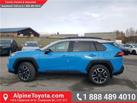 2020 Toyota RAV4 Trail (Stk: C066225) in Cranbrook - Image 2 of 26