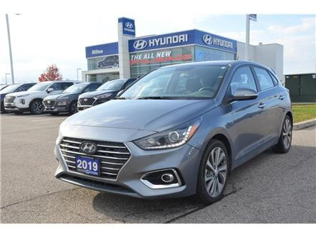 2019 Hyundai Accent Ultimate (Stk: 084086) in Milton - Image 1 of 20