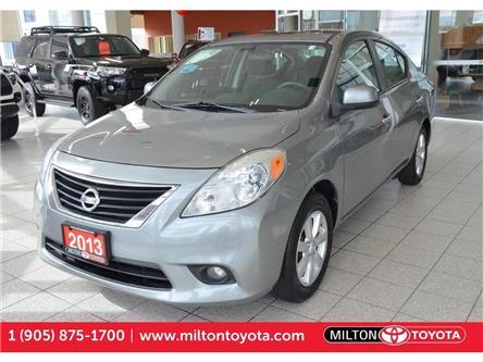 2013 Nissan Versa  (Stk: 895624) in Milton - Image 1 of 36