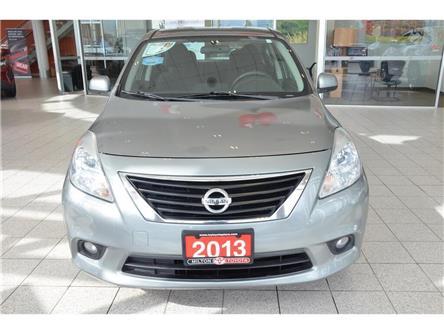 2013 Nissan Versa  (Stk: 895624) in Milton - Image 2 of 36