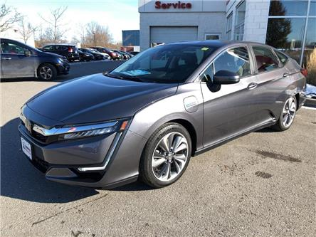 2018 Honda Clarity Plug-In Hybrid Touring (Stk: G1836) in Cobourg - Image 1 of 24