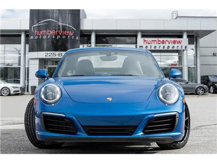 2017 Porsche 911 Carrera 4S (Stk: 19HMS1149) in Mississauga - Image 2 of 21