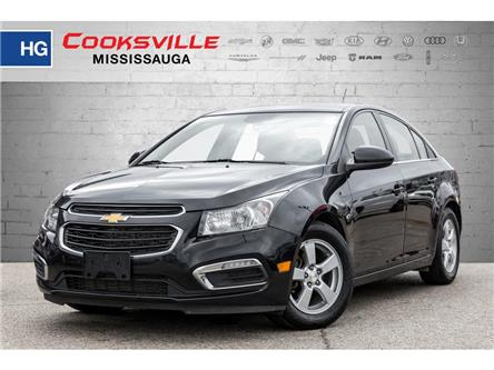 2015 Chevrolet Cruze  (Stk: 8132P) in Mississauga - Image 1 of 17