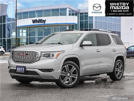 2017 GMC Acadia Denali (Stk: P17520) in Whitby - Image 1 of 27