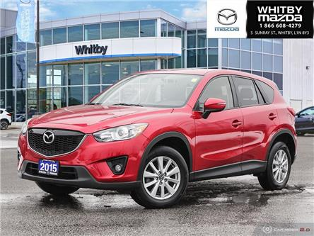2015 Mazda CX-5 GS (Stk: 190531A) in Whitby - Image 1 of 27