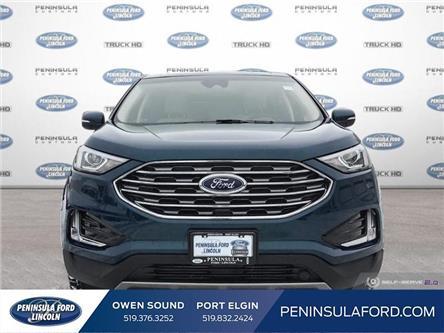 2020 Ford Edge Titanium (Stk: 20ED02) in Owen Sound - Image 2 of 25