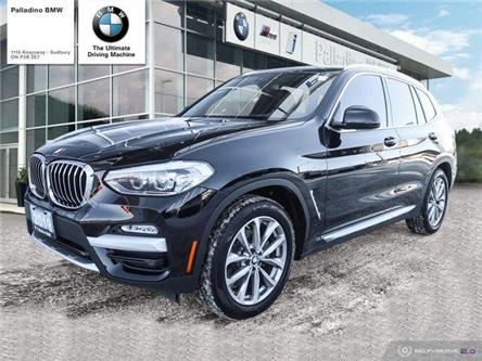 2019 BMW X3 xDrive30i (Stk: U0112) in Sudbury - Image 1 of 21