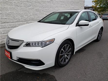 2015 Acura TLX Base (Stk: 19P196) in Kingston - Image 1 of 28