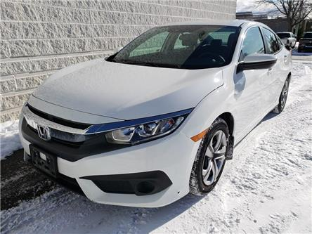 2017 Honda Civic LX (Stk: 19P226) in Kingston - Image 1 of 9