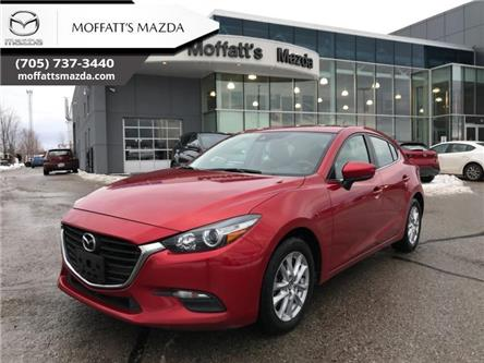 2017 Mazda Mazda3 Sport GS (Stk: P7697A) in Barrie - Image 1 of 27