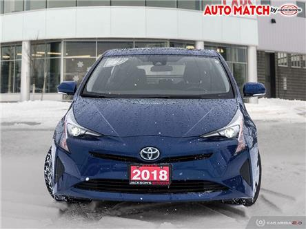 2018 Toyota Prius Technology (Stk: U8558A) in Barrie - Image 2 of 27
