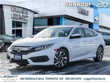 2016 Honda Civic EX (Stk: T11650A) in Etobicoke - Image 2 of 24