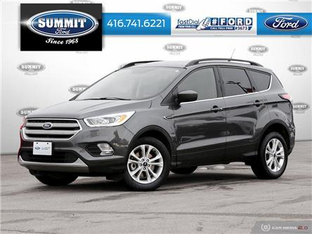 2018 Ford Escape SEL (Stk: P21377) in Toronto - Image 1 of 26