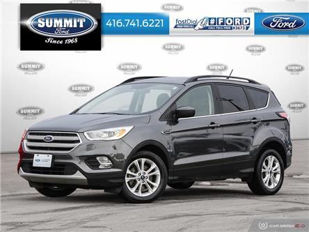 2018 Ford Escape SEL (Stk: P21378) in Toronto - Image 1 of 27