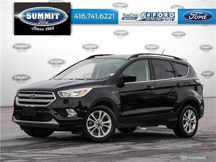 2018 Ford Escape SE (Stk: PL21382) in Toronto - Image 1 of 27