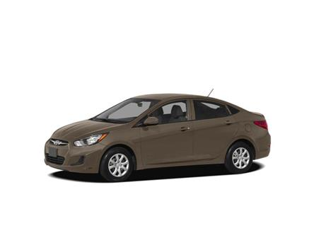 2012 Hyundai Accent  (Stk: EA20033A) in Woodstock - Image 2 of 2