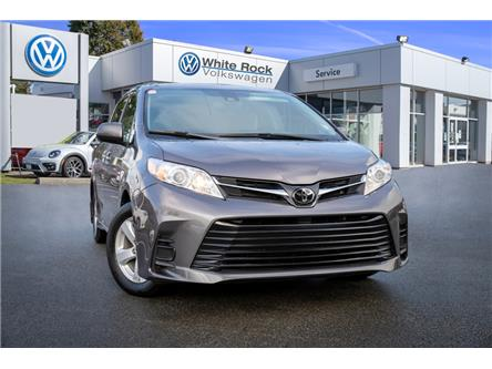 2019 Toyota Sienna LE 8-Passenger (Stk: VW1013) in Vancouver - Image 1 of 20