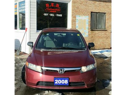 2008 Honda Civic DX-G (Stk: ) in Oshawa - Image 2 of 13