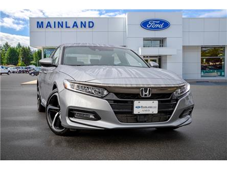 2018 Honda Accord Sport (Stk: P0392) in Vancouver - Image 1 of 23