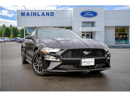 2018 Ford Mustang EcoBoost Premium (Stk: P2311) in Vancouver - Image 1 of 19