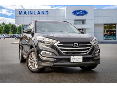 2017 Hyundai Tucson SE (Stk: P41012) in Vancouver - Image 1 of 23