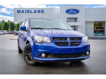 2019 Dodge Grand Caravan GT (Stk: P78755) in Vancouver - Image 1 of 27
