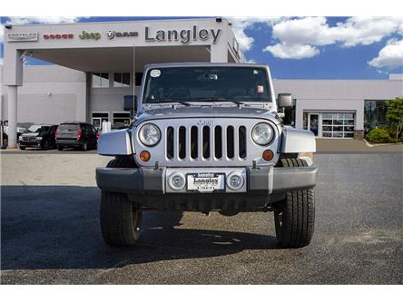 2013 Jeep Wrangler Unlimited Sahara (Stk: EE910980A) in Surrey - Image 2 of 21