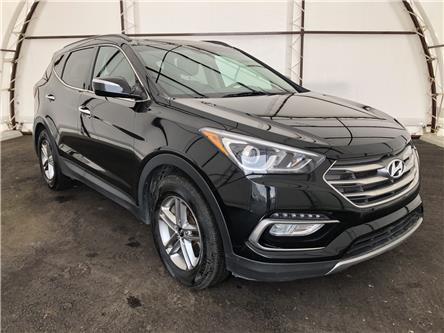 2018 Hyundai Santa Fe Sport 2.4 Luxury (Stk: 16546DO) in Thunder Bay - Image 1 of 18