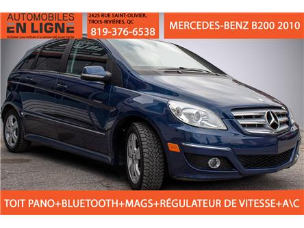 2010 Mercedes-Benz B-Class Base (Stk: 1105498) in Trois Rivieres - Image 1 of 33