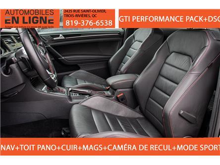 2015 Volkswagen Golf GTI 3-Door Performance (Stk: 073782) in Trois Rivieres - Image 2 of 39