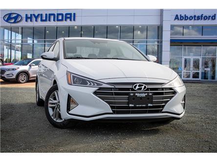 2020 Hyundai Elantra Preferred w/Sun & Safety Package (Stk: LE006375) in Abbotsford - Image 1 of 24