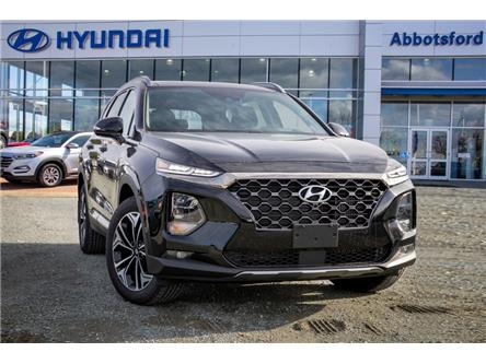 2020 Hyundai Santa Fe Ultimate 2.0 (Stk: LF185928) in Abbotsford - Image 1 of 23