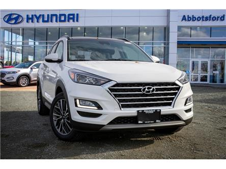 2020 Hyundai Tucson Luxury (Stk: LT102565) in Abbotsford - Image 1 of 24
