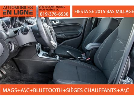 2015 Ford Fiesta SE (Stk: 201747) in Trois Rivieres - Image 2 of 39