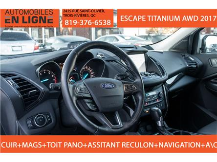 2017 Ford Escape Titanium (Stk: A05897) in Trois Rivieres - Image 2 of 40