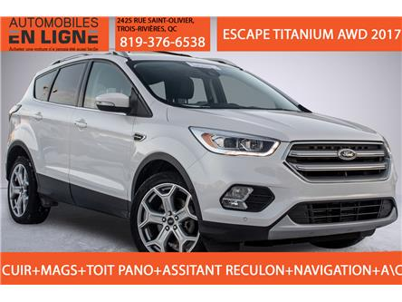 2017 Ford Escape Titanium (Stk: A05897) in Trois Rivieres - Image 1 of 40