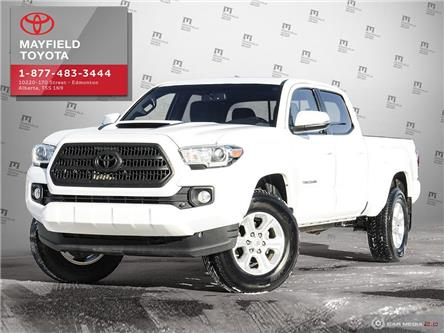 2017 Toyota Tacoma SR5 (Stk: 190838A) in Edmonton - Image 1 of 28