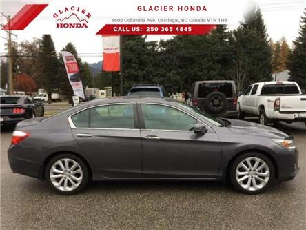 2015 Honda Accord Touring (Stk: A-2079-A) in Castlegar - Image 1 of 25