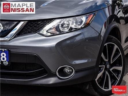 2018 Nissan Qashqai SL AWD|Navi|Leather|Moonroof (Stk: UM1656) in Maple - Image 2 of 25