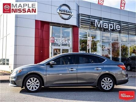 2017 Nissan Sentra SV|Camera|Heated Seats|Bluetooth (Stk: LM416) in Maple - Image 2 of 23