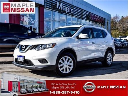 2015 Nissan Rogue S|Bluetooth|Backup Camera| (Stk: LM433) in Maple - Image 1 of 23
