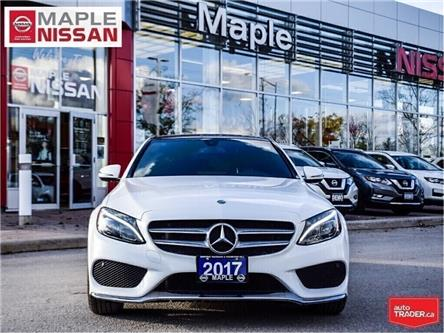 2017 Mercedes-Benz C-Class C-300 Navi Leather Pano-Moonroof (Stk: M191032A) in Maple - Image 2 of 25