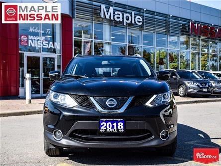 2018 Nissan Qashqai SL AWD|Navi|Leather|Moonroof (Stk: UM1661) in Maple - Image 2 of 25