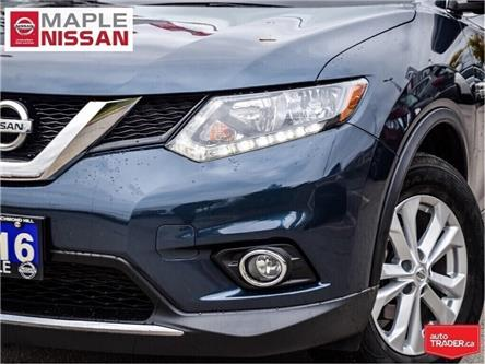 2016 Nissan Rogue SV AWD|Alloys|Backup Camera|Heated Seats (Stk: LM431) in Maple - Image 2 of 24