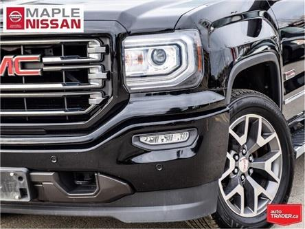 2016 GMC Sierra 1500 4WD SLT|Leather|Backup Camera|Alloys (Stk: M18G002A) in Maple - Image 2 of 27