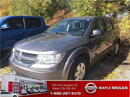 2012 Dodge Journey Canada Value Pkg (Stk: M19M039AA) in Maple - Image 1 of 6