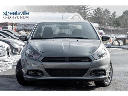 2013 Dodge Dart SXT/Rallye (Stk: 20KN018A) in Mississauga - Image 2 of 16