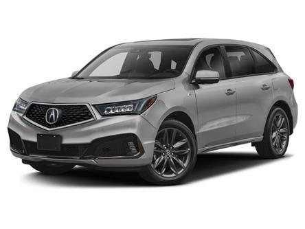 2020 Acura MDX A-Spec (Stk: 20MD0321) in Red Deer - Image 1 of 9