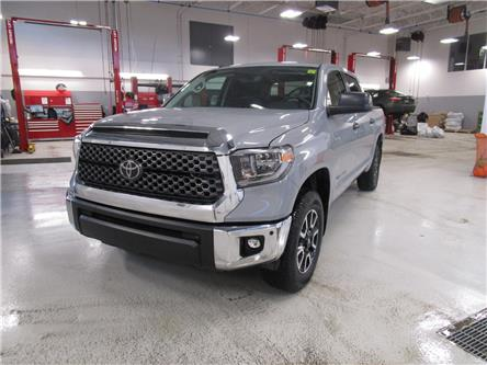 2018 Toyota Tundra SR5 Plus 5.7L V8 (Stk: 2080381 ) in Moose Jaw - Image 1 of 27