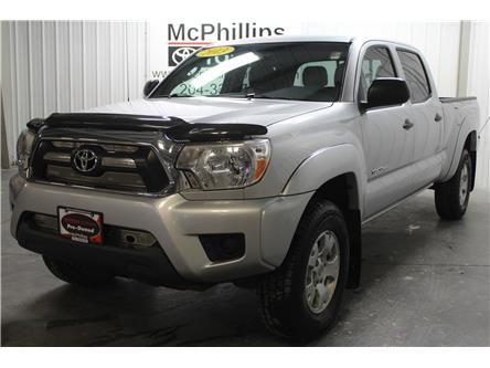 2013 Toyota Tacoma V6 (Stk: X042243A) in Winnipeg - Image 1 of 24